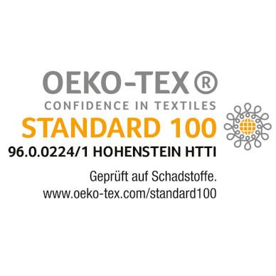 Zertifikat von OEKO-TEX
